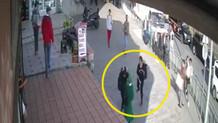 Karaköy'de başörtülü kıza saldırıyla ilgili flaş gelişme