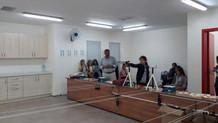 İlçe Milli Eğitim binasında öğretmen ve öğrencilere silahlı atış talimi yaptırıldı!