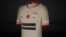 Galatasaray'dan 10 Kasım için özel forma: #YarınımızSensin