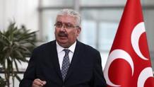 MHP'li Yalçın'dan CHP'li Özel'e: Üçüncü cins homo politic