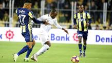 Kadıköy'de kazanan yok! Fenerbahçe  Atiker Konyaspor: 1-1