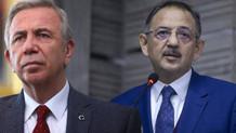 Yeniçağ yazarı açıkladı: AKP anketine göre Ankara'nın ilçelerinde Özhaseki mi, Yavaş mı önde?