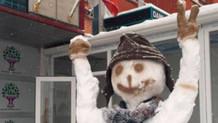Kardan adamın zafer işareti terör örgütü simgesi sayıldı