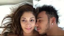 Lewis Hamilton ile Nicole Scherzinger'in cinsel ilişki videosu ifşa oldu