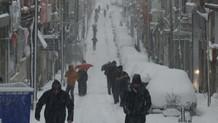 Meteoroloji uyardı: Kar İstanbul'u hafta sonu vuracak