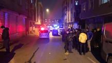 Gaziosmanpaşa'daki 5 katlı bina deprem nedeniyle boşaltıldı