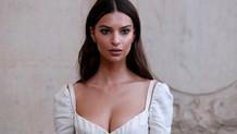 ABD'li model Emily Ratajkowski'den skandal hata