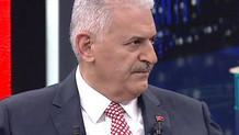 Binali Yıldırım'a zor soru! Erdoğan isterse değil İstanbullular isterse bırakırım