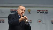 Erdoğan'dan Trump'a Golan Tepeleri tepkisi: İşgalin meşrulaştırılmasına asla izin vermeyiz