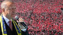 Erdoğan açıkladı: Ankara'daki dev mitinge kaç kişi katıldı?