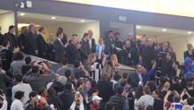 İmamoğlu, Anadolu Efes-Barcelona maçında