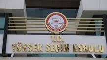 YSK, HDP'nin KHK'lı adaylarla ilgili olağanüstü başvurusunu reddetti
