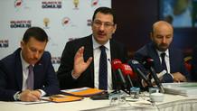 AKP'li Yavuz'dan, İmamoğlu'na veri kopyalama tepkisi
