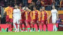 Galatasaray zirve takibine devam ediyor