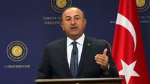 Çavuşoğlu'ndan ABD'nin İran kararına tepki: Kabul etmiyoruz