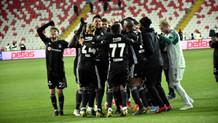 Beşiktaş 5 maçlık seri yakaladı şampiyonluk için iştahı kabardı