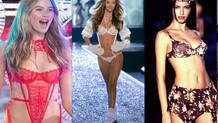 Eski Victoria Secret mankeni Izabel hulo hep çevirirken mest etti