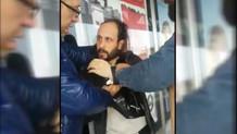 Metrobüste cinsel saldırı şüphelisi kendini böyle savundu: Korkup altımı ıslattım