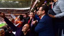 Ekrem İmamoğlu'ndan Galatasaray paylaşımı