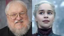 Game of Thrones'un yaratıcısı yanıtladı: Kitaplar da dizininin bittiği gibi mi bitecek?