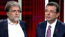 Ahmet Hakan İmamoğlu'nun sözlerine teessüf etti