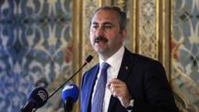 Adalet Bakanı Gül'den Öcalan açıklaması: Ne çözüm süreciyle ne de İstanbul seçimiyle ilgisi yok