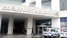 Esenyurt Belediyesi'nde bıçaklı saldırgan dehşeti!