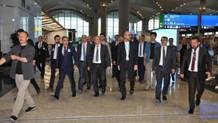 Ulaştırma Bakanı Turhan: Halkalı İstanbul Havalimanı raylı sistem altyapısını kuruyoruz