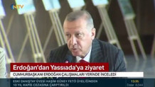 NTV sunucusu Oğuz Haksever mikrofonu açık unutup yanlışlıkla Erdoğan'ı eleştirdi: Canına okmuşsun...
