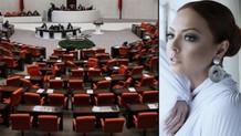 TBMM'de VIP tartışması: Ebru Gündeş'i örnek gösterdi