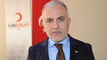 Kızılay Genel Başkanı, Binali Yıldırım'a destek verdi, Özgür Mumcu tepki gösterdi