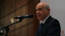 MHP lideri Devlet Bahçeli'den beka çıkışı