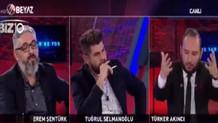 Canlı yayında Atatürk için skandal sözler!