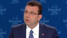 Ekrem İmamoğlu ilk kez TRT ekranlarında