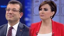 İmamoğlu: Didem Arslan'ın moderatör olmasını Yıldırım istemedi