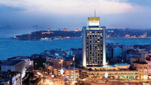 The Marmara otelleri önünde darp edilen kadınların görüntülerini adaletten saklamış!