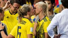 Dünya Şampiyonasında bir aşk hikayesi: Sahada rakipler evde sevgili