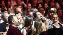 Mahsun Kırmızıgül Edis konserinde!