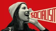 ABD'li gençler sosyalist bir ülkede yaşamak istiyor