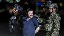 Meksikalı uyuşturucu karteli El Chapo'ya müebbet hapis cezası