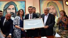 İmamoğlu'dan Cemevi ziyareti: Kibir iyiliğin düşmanı