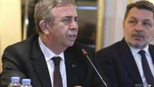 Ankara Büyükşehir'deki istifa için açıklama geldi