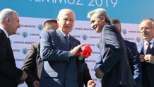 Bahçeli: HDP, terör örgütünün hain bir yüzüdür