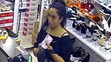 Esnafı sahte parayla dolandıran kadın her yerde aranıyor