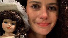 Kenan Doğulu ile boşanacakları söylenen Beren Saat, gözyaşları içinde verdiği pozu paylaştı