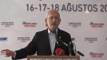 Kılıçdaroğlu: Türk-İş Genel Başkanı işçinin alın terini pazarlıyor; batsın sizin sendikacılığınız!