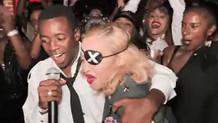 Madonna'ya çocukları doğum günü sürprizi yaptı