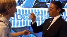 Modric ile video koyan Nusret'e tepki: Sadece ağzını oynatıyorsun