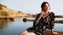 Alina Boz sosyal medyaya küstü