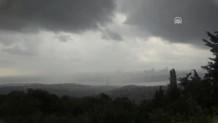 Meteoroloji uyardı! İstanbul'da beklenen kuvvetli yağış...